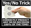 Yes No Magic Trick