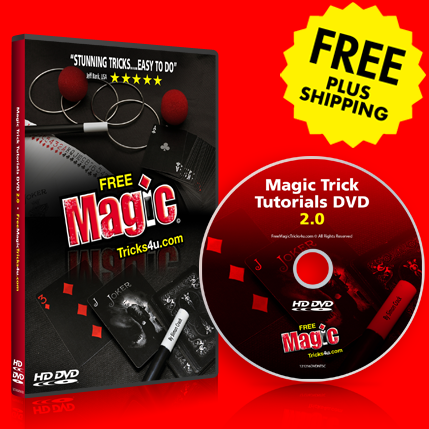 Our latest DVD 2.0 containing the very best street magic tricks anyone can learn!