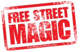 free street magic