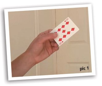 card tricks revealed