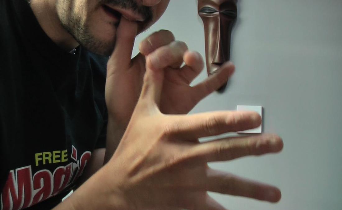 finger trick