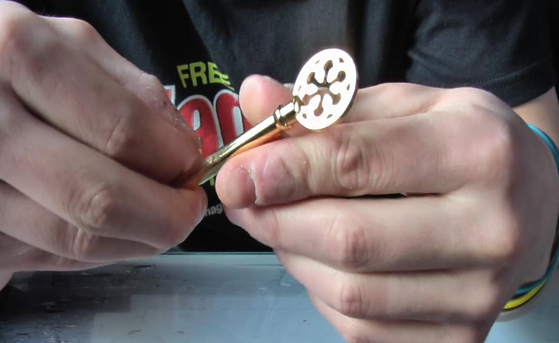 key trick