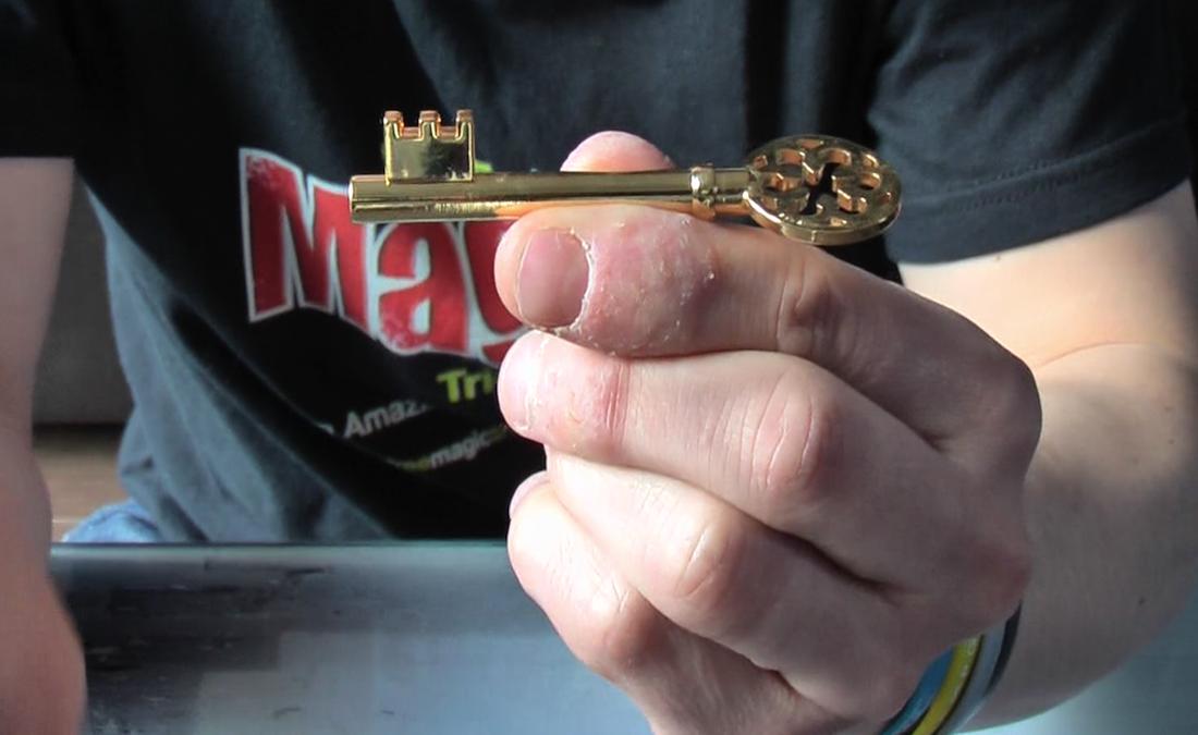 key magic