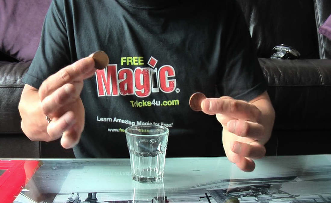 money magic tricks