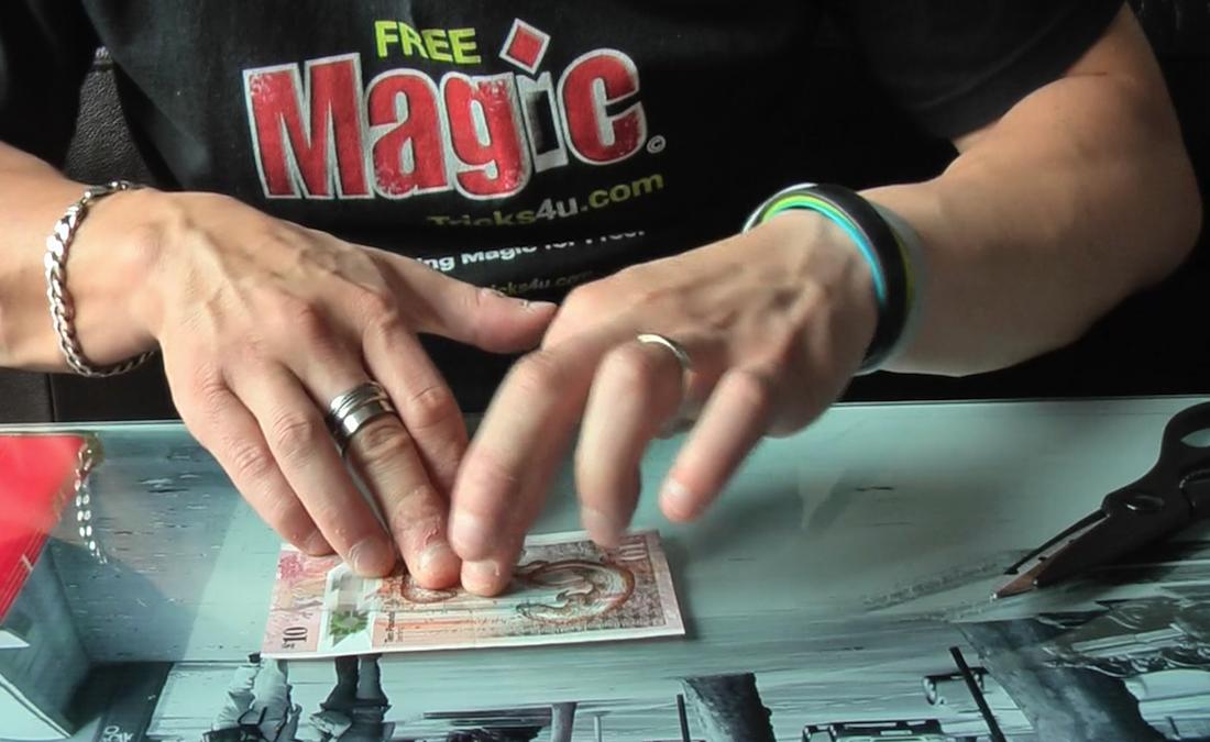 money tricks