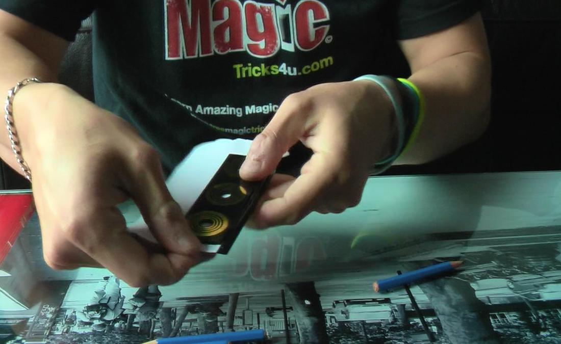 coin magic trick