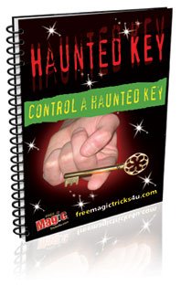 haunted key magic trick ebook