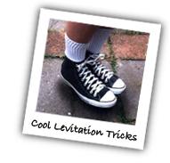 levitation tricks