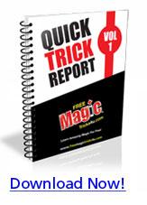 Quick Trick Report