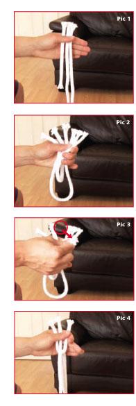 Best Free Magic Tricks - Stretch Rope Trick