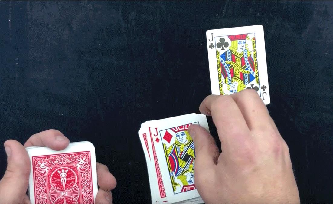 card magic 10