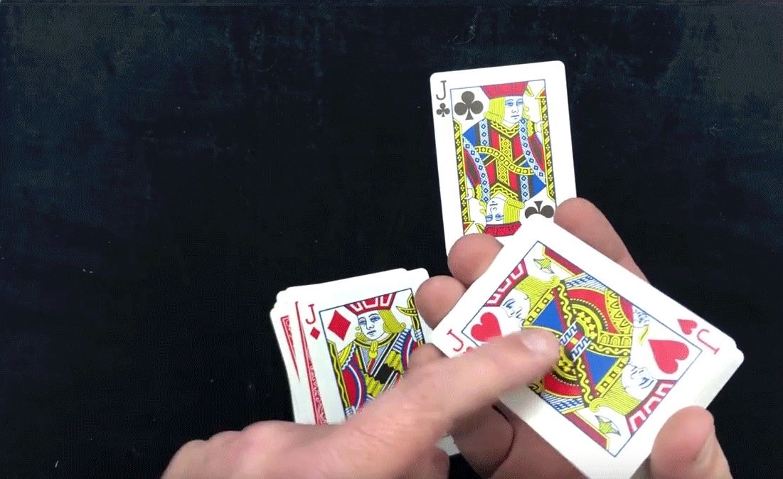 card magic 12