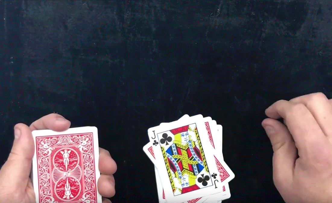 card magic 14