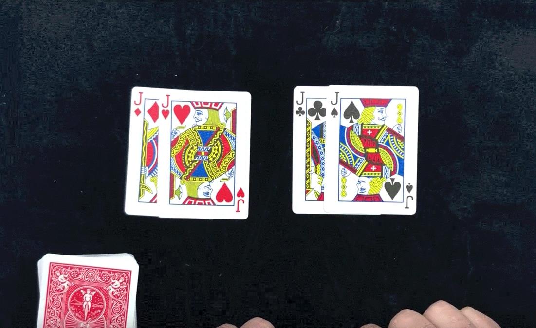 card magic 17