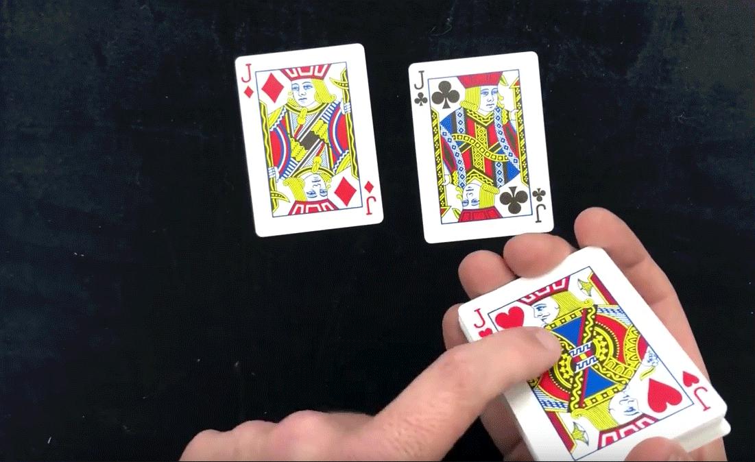 card magic 8