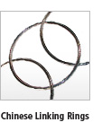 Chinese Linking Rings