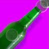 coin in bottle