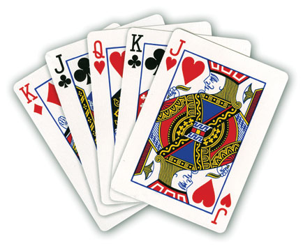 easy card tricks