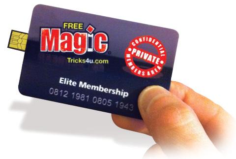 Elite Membership Card