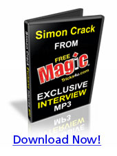 Simon Crack Interview