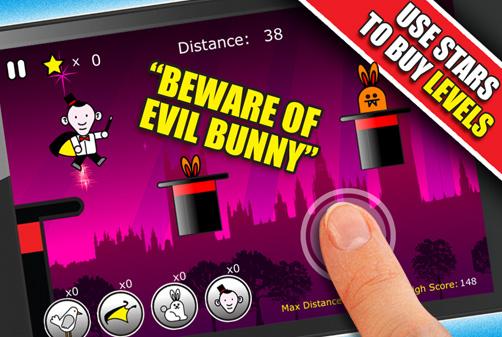 Jump Magic App iTunes screen Shot 3