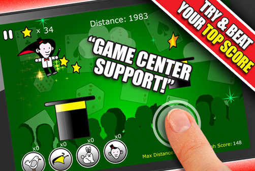 Jump Magic App iTunes screen Shot 5
