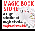Magic Book Store!
