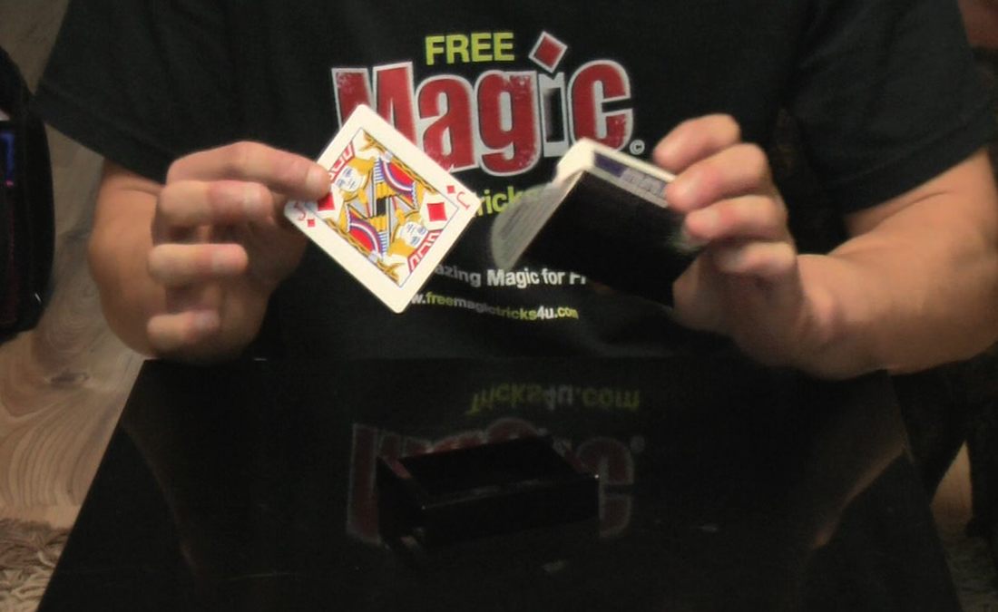 card magic 1