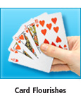card flourishes