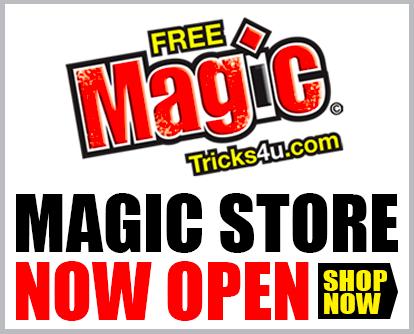 Magic Store Now Open!