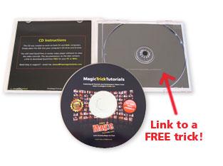 free magic trick ebook
