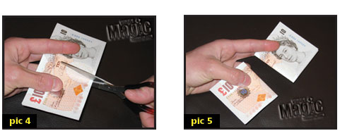 Here are easy magic tricks that you can perform with everyday coins and money. They are all perfect for beginners. Most of this vanishing coin trick relies on a clever gimmick that you make beforehand. Your audience will be wowed with a different way to make a coin disappear. You hold four coins in your hand.