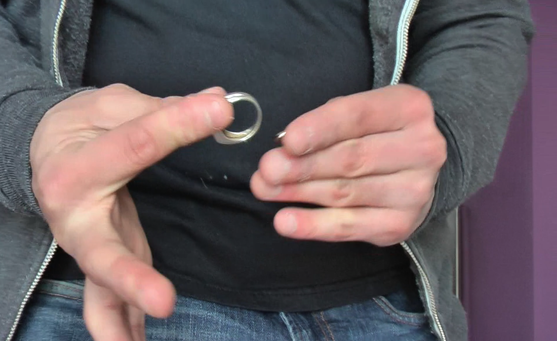 ring magic trick