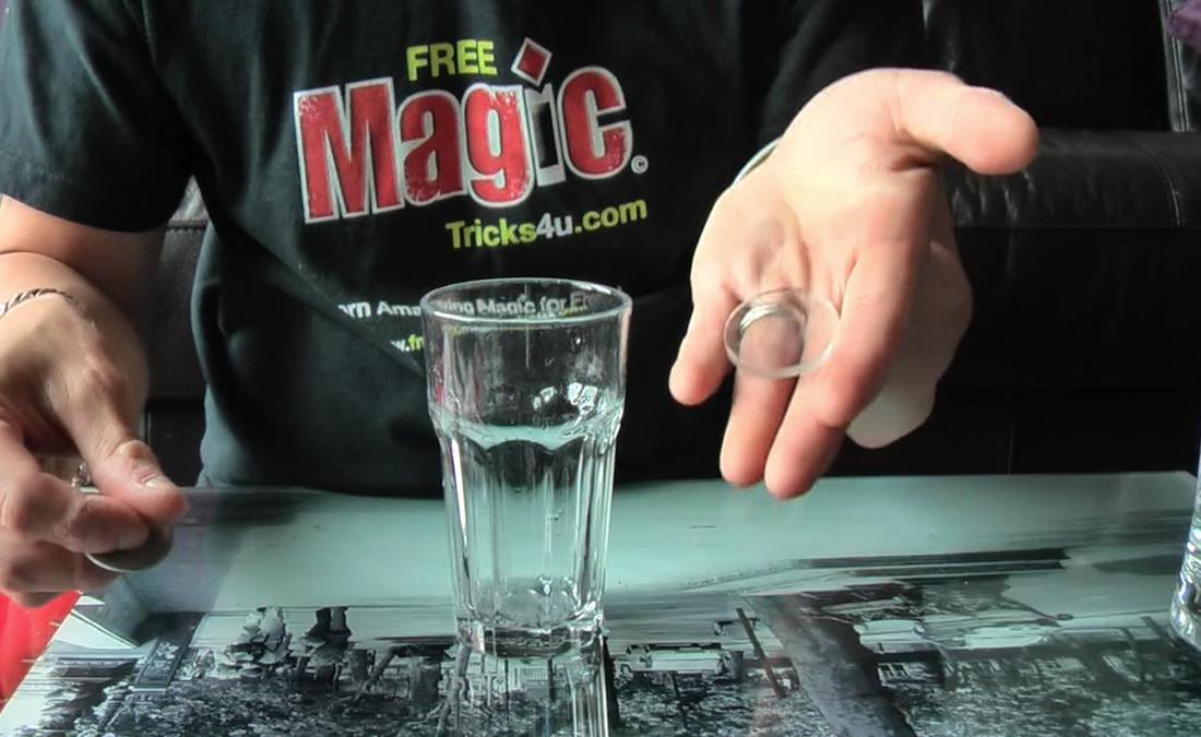 street magic tricks