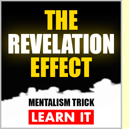 A great mentalism trick anyone can do.