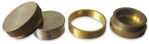 dynamic coins cheap magic tricks