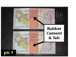amazing dollar bill tricks