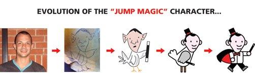 Jump Magic Evolution