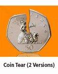 coin tear
