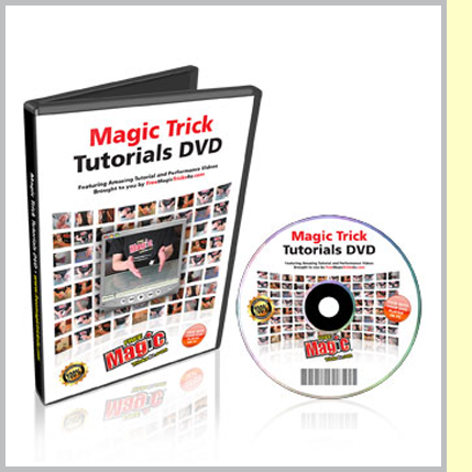 Our first DVD we released. Contains loads of amazing magic tricks anyone can do!