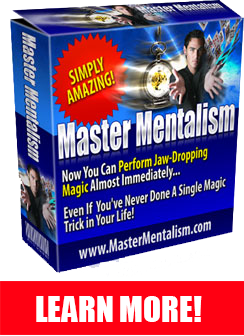 master mentalism ebook