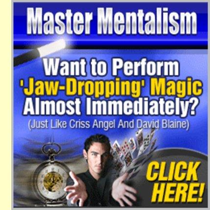 Master Mentalism