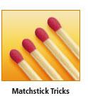 matchstick tricks