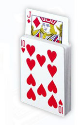 self rising card