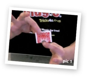 simple card tricks