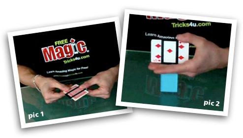 free magic card tricks